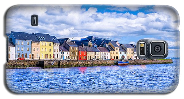 Galway On The Water Galaxy S5 Case