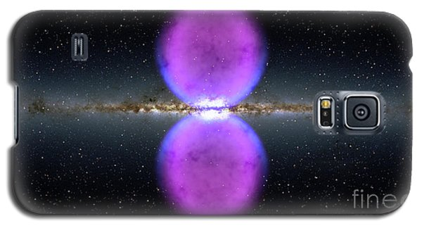 Gamma Ray Bubbles Galaxy S5 Case