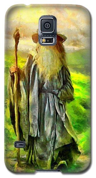 Gandalf, The  Grey Galaxy S5 Case