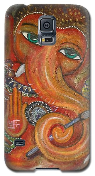 Ganesha My Muse Galaxy S5 Case