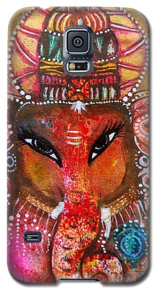 Ganesha Galaxy S5 Case by Prerna Poojara