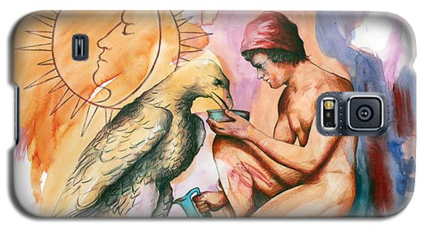 Ganymede And Zeus Galaxy S5 Case