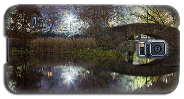 Gapstow Bridge II Galaxy S5 Case by Mike Lang