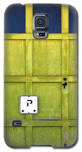 Garage Door Galaxy S5 Case by Ethna Gillespie