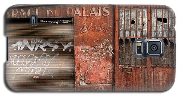 Garage Du Palais Galaxy S5 Case