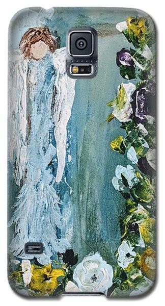 Garden Angel Galaxy S5 Case