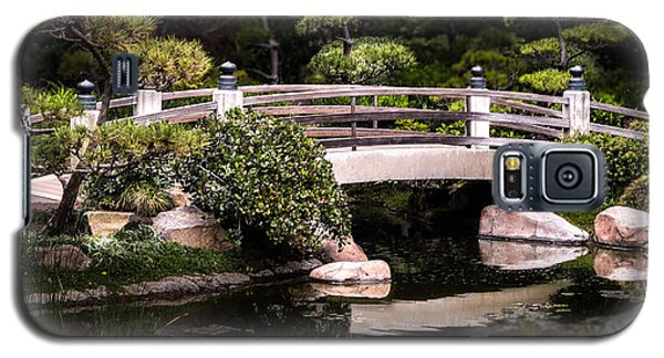 Garden Bridge Galaxy S5 Case by Ed Clark