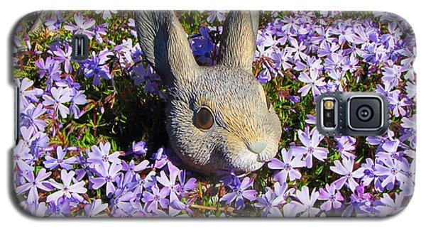 Garden Bunny Galaxy S5 Case