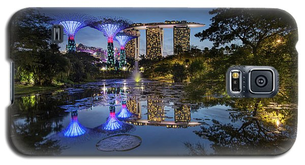 Garden By The Bay, Singapore Galaxy S5 Case
