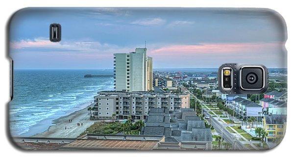 Garden City Beach Galaxy S5 Case