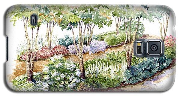 Garden, Dark Side Galaxy S5 Case