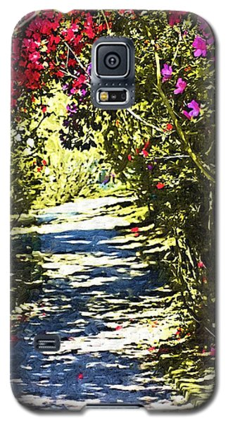 Galaxy S5 Case featuring the photograph Garden by Donna Bentley