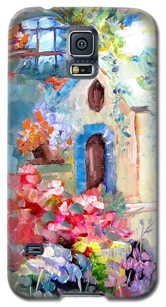 Garden Door  Galaxy S5 Case