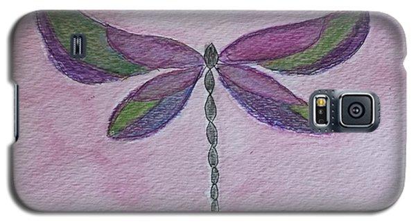 Garden Dragonfly Galaxy S5 Case