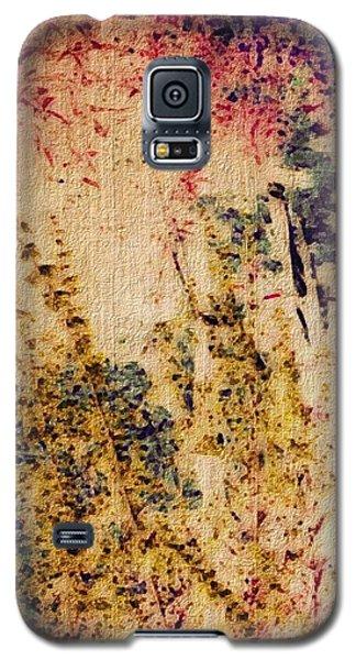 Garden Dreams Galaxy S5 Case by William Wyckoff