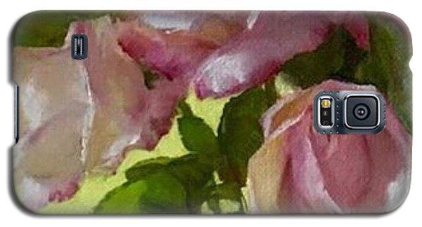 Garden Elegance Detail Image Galaxy S5 Case