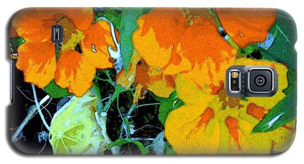 Garden Flavor Galaxy S5 Case by Winsome Gunning