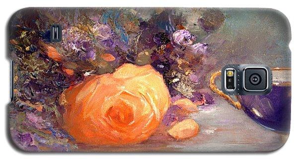 Garden Flowers Galaxy S5 Case