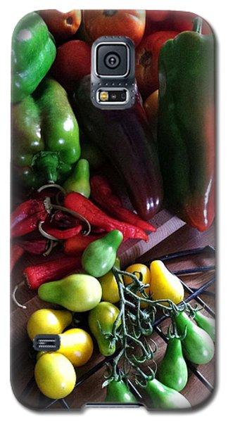 Garden Fresh Produce Galaxy S5 Case