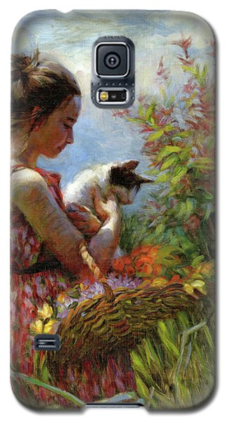 Garden Gatherings Galaxy S5 Case