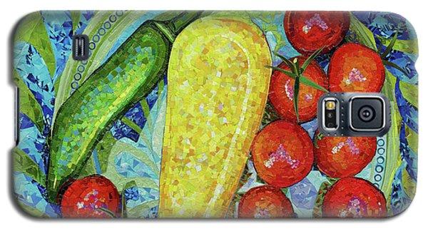 Garden Harvest Galaxy S5 Case