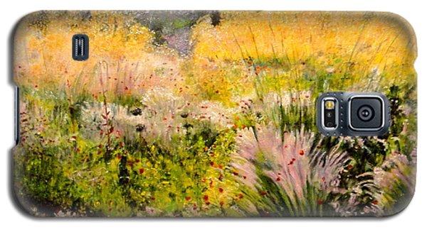 Garden In Northern Light Galaxy S5 Case