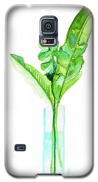 Garden Indoors Galaxy S5 Case by Roleen Senic