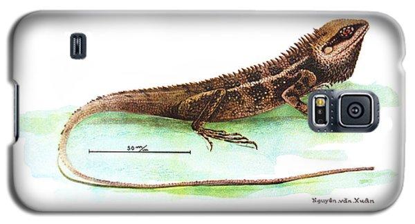 Garden Lizard Galaxy S5 Case