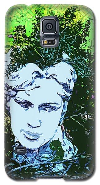 Garden Nymph Head Planter Galaxy S5 Case