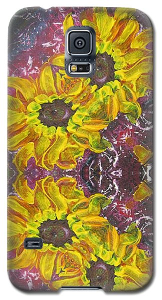 Garden Owls Galaxy S5 Case