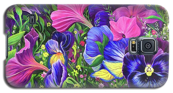 Garden Party Galaxy S5 Case