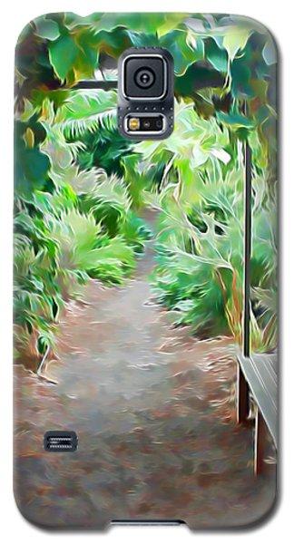 Garden Path Galaxy S5 Case