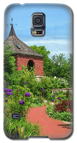 Garden Path Galaxy S5 Case by Trey Foerster