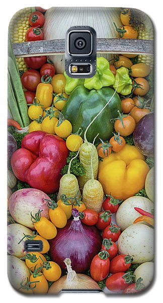 Garden Produce Galaxy S5 Case