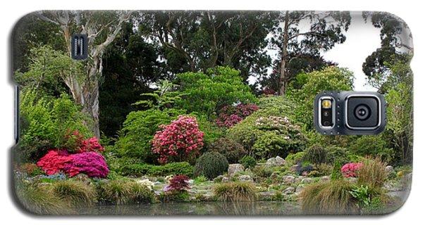 Garden Reflection Galaxy S5 Case