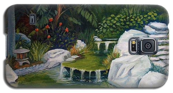 Garden Retreat Galaxy S5 Case