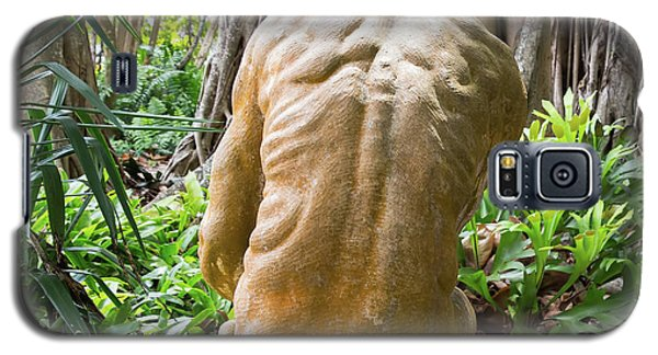 Garden Sculpture 1 Galaxy S5 Case