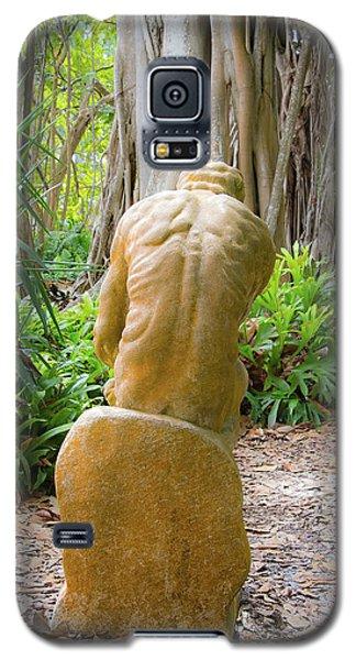 Garden Sculpture 2 Galaxy S5 Case