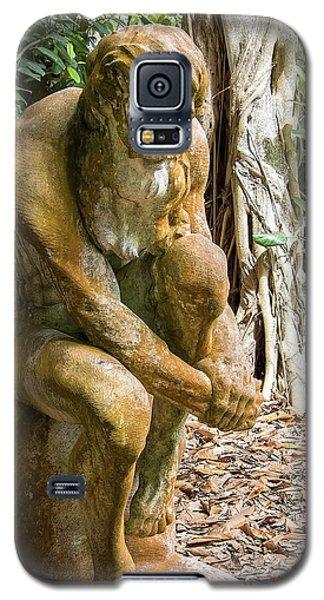 Garden Sculpture 3 Galaxy S5 Case