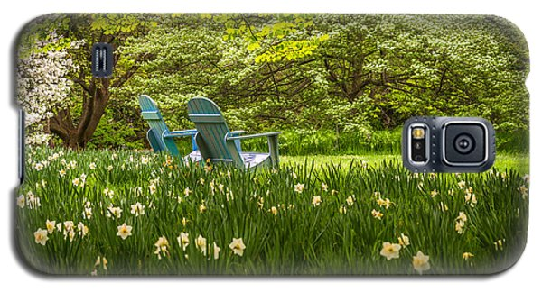 Garden Seats Galaxy S5 Case