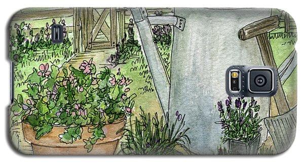 Garden Tools Galaxy S5 Case