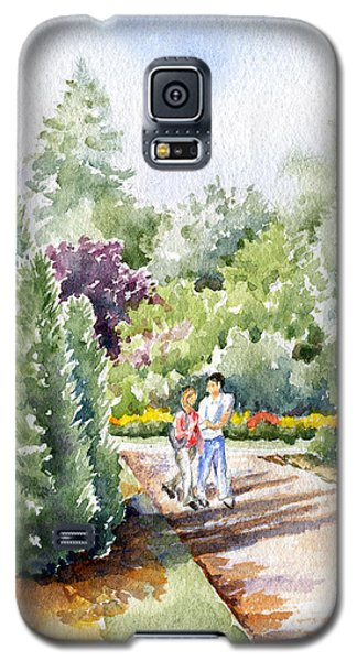 Garden Walk Galaxy S5 Case