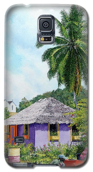 Gardener Hut Galaxy S5 Case