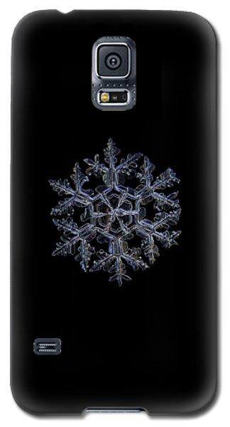 Gardener's Dream, Dark On Black Version Galaxy S5 Case