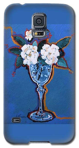 Gardenias Galaxy S5 Case