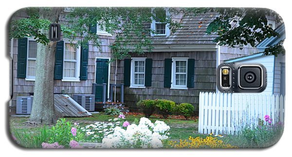Gardens At The Burton-ingram House - Lewes Delaware Galaxy S5 Case