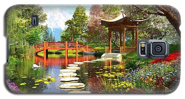 Gardens Of Fuji Galaxy S5 Case