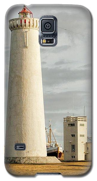 Gardskagi Lighthouse Iceland Galaxy S5 Case