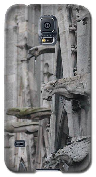 Gargoyles North Notre Dame Galaxy S5 Case