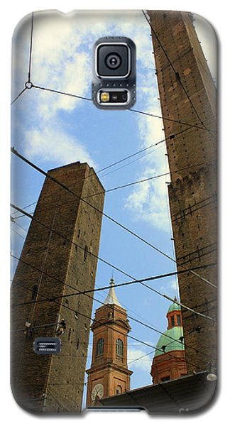 Garisenda And Asinelli Towers Galaxy S5 Case